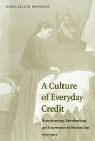 A Culture of Everyday Credit book cover